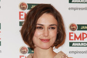 Keira Knightley Showcases a Sleek Bob at Jameson Empire Awards 2011