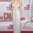 Kellie Pickler Clothes - Beaded Dress