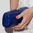 Kelly Brook Handbags - Hard Case Clutch