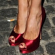Kelly Brook Shoes - Peep Toe Pumps
