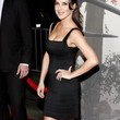 Kelly Monaco Clothes - Little Black Dress