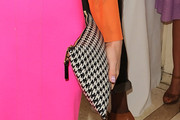 Kelly Osbourne Printed Clutch