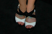Kelly Osbourne Wedges