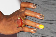 Kelly Rowland Bright Nail Polish