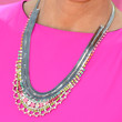 Keltie Colleen Beaded Statement Necklace