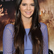 Kendall Jenner Hair - Long Straight Cut