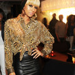 Keri Hilson Clothes - Print Blouse