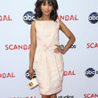 Kerry Washington Clothes - Cocktail Dress