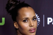 Kerry Washington Updos