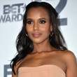 Kerry Washington Hair - Half Up Half Down