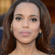 Kerry Washington Hair - Long Center Part