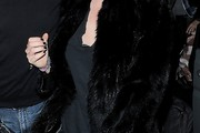 Kesha Fur Coat