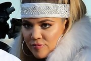Khloe Kardashian Hair Accessories