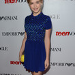 Kiernan Shipka Clothes - Beaded Dress
