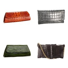 Killer Crocodile Clutches