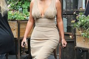 Kim Kardashian Cocktail Dress