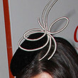 Kim Kardashian Fascinator