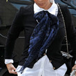 Kim Kardashian Accessories - Patterned Scarf