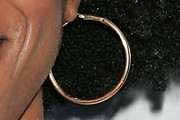 Kim Wayans Gold Hoops