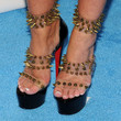 Kim Zolciak Shoes - Studded Heels