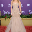 Kimberly Perry Clothes - Mermaid Gown