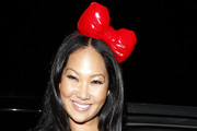Kimora Lee Simmons Hair Bow