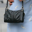 Kirsten Dunst Handbags - Leather Shoulder Bag