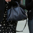 Kirsten Dunst Leather Tote