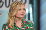 Kirsten Dunst Shoulder Length Hairstyles