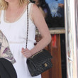 Kirsten Dunst Handbags - Quilted Leather