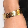 Kourtney Kardashian Jewelry - Bangle Bracelet