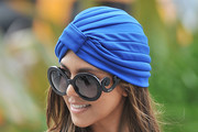 Kourtney Kardashian Turban
