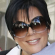 Kris Jenner Oversized Sunglasses