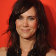 Kristen Wiig Hair - Long Side Part