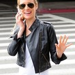 Kristin Cavallari Clothes - Leather Jacket