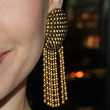 Ksenia Solo Gold Dangle Earrings