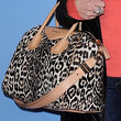 Kyle Richards Printed Tote