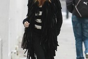 Kylie Minogue Wool Coat