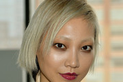Soo Joo Park Side Parted Straight Cut