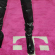 La La Anthony Shoes - Over the Knee Boots