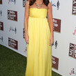 Lacey Chabert Clothes - Evening Dress