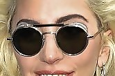 Lady Gaga Modern Sunglasses