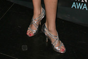 Laura Bell Bundy Strappy Sandals