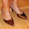 Laura Bush Shoes - Pumps