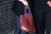 Laura Carmichael Leather Tote