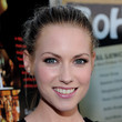 Laura Ramsey Hair - Loose Bun