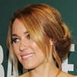 Lauren Conrad Hair - Bobby Pinned updo