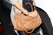Lauren Conrad Leather Shoulder Bag