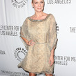 Laurie Holden Clothes - Print Dress