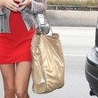 LeAnn Rimes Handbags - Metallic Tote